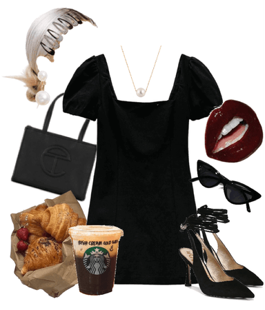 breakfast at Tiffany's and bottles of bubbles