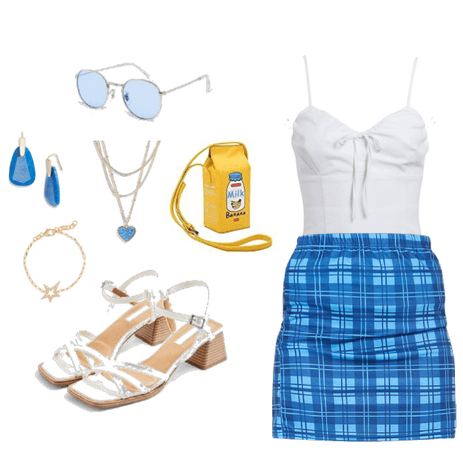Just 10 Seconds - LILIA BEACH OUTFIT