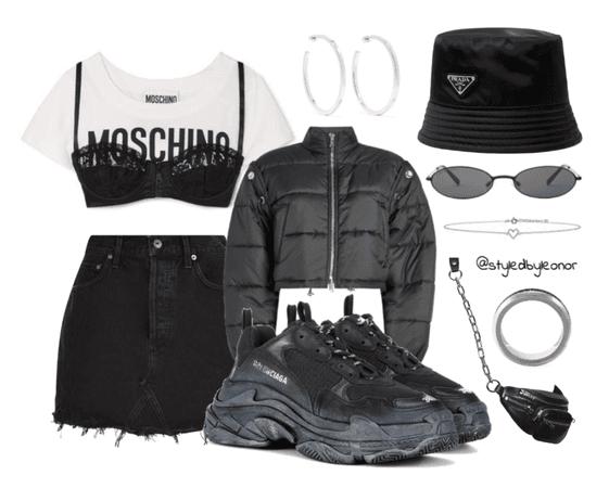 Cool Kids Wear Black