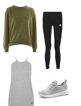 FBI Training Outfit