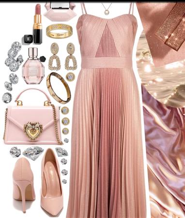 Pretty Dress: Pink