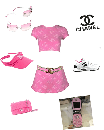 Chanel 90s babe