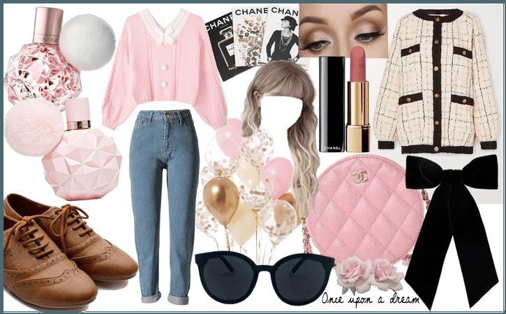 i really like pink