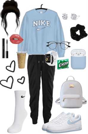 comfy-out outfit