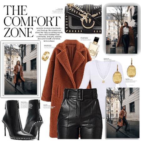The comfort zone 🤎