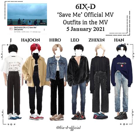 6IX-D [씩스띠] 'Save Me' Official MV 210105