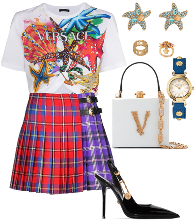 Full Outfit by Versace