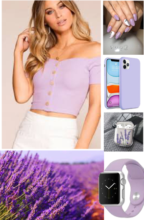lavender challenge!