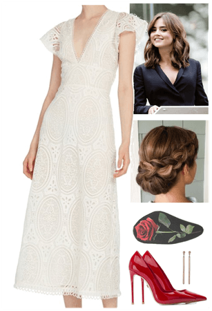 The Duchess of Cambridge * France Day 1 * Banquet