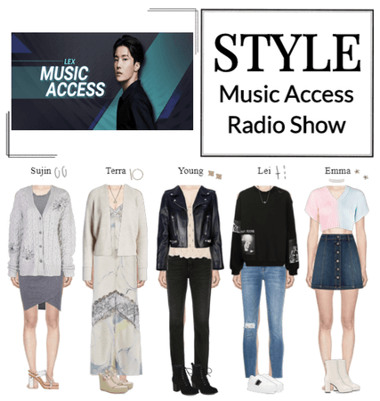 STYLE Music Access (Arirang Radio)