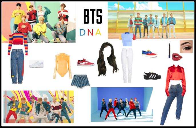 BTS- DNA