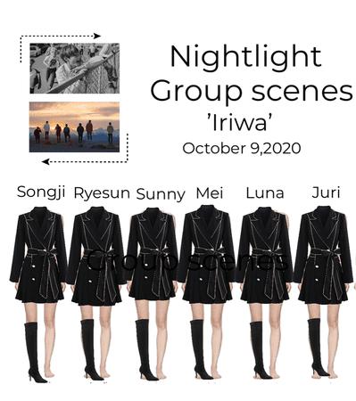 Nightlight 'Iriwa' group scenes