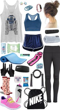Uraraka's Workout Kit