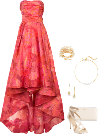 Spring gown