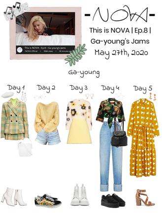 -NOVA- This is NOVA | Ep.8 | Ga-young's Jams