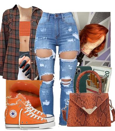 flannel season☺️