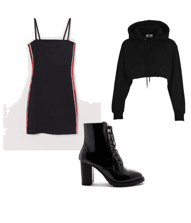 Ci's Casual Outfit