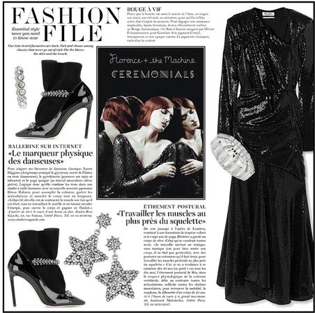 Style An Album: Florence and the Machine 'Ceremonials'