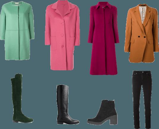 Coat to choose