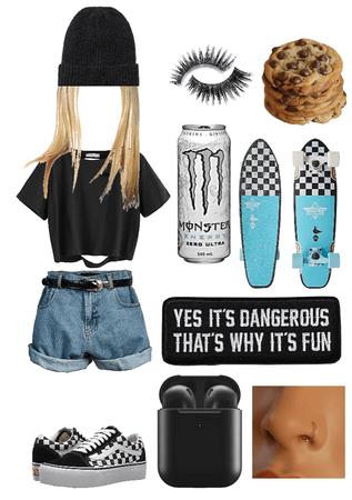 sk8er girl 🛹