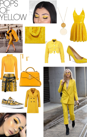 Sunshine Yellow 💛