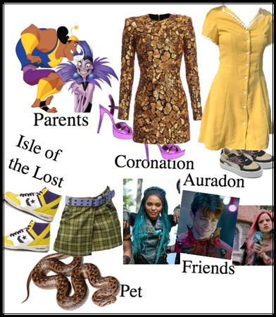 If I Were a Descendants Character