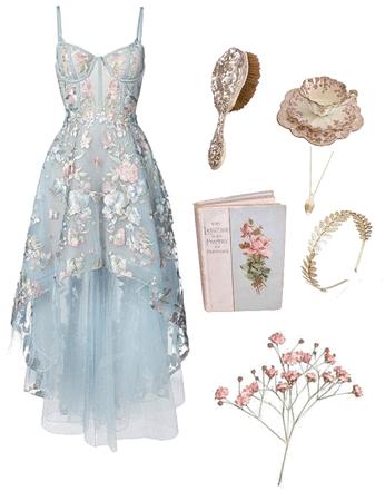 ethereal fairy princess dreams