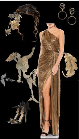 Greek Goddess Hermes
