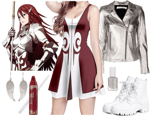 FIRE EMBLEM: Cordelia (Casual Cosplay)