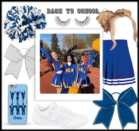 Cheer | Back to school
