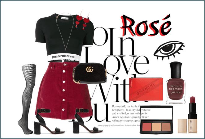 Rosé { Blackpink }