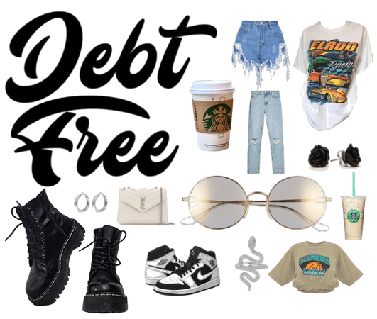Debt Free - Concert Outfit