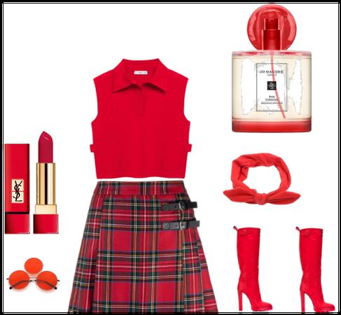 Cheryl Blossom outfit