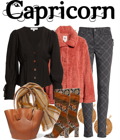 Capricorn on the ago