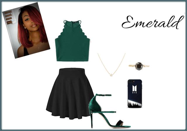 Emerald...I guess