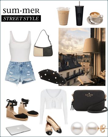 Summer street style ✨