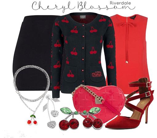 Riverdale - Cheryl Blossom