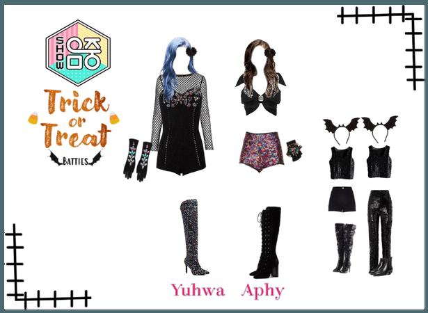 Batties Trick or Treat on Music Core 10/17