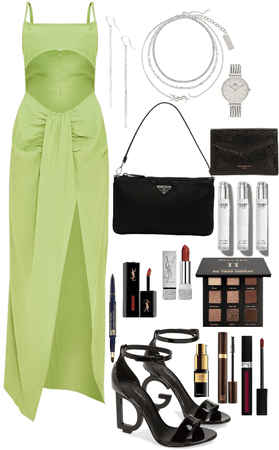 Glamour outfit