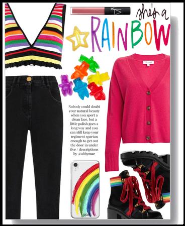 Rainbow colors III.