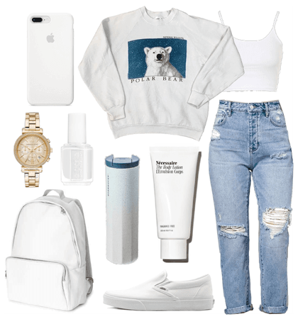 Monochromatic: White