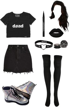everyday goth