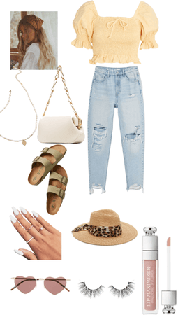 Apple orchard outfit