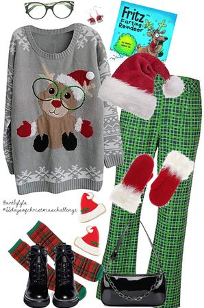 Reindeer Librarian