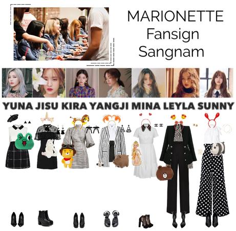 MARIONETTE (마리오네트) Sangnam Fansign