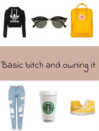 "the ""basic bitch"""