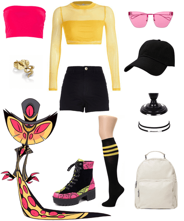 Pentious inspired outfit