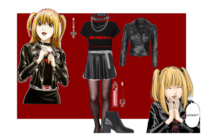Misa Amane outfit