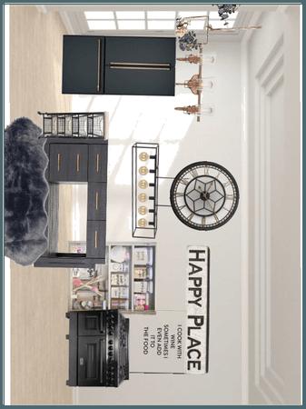 Baking room