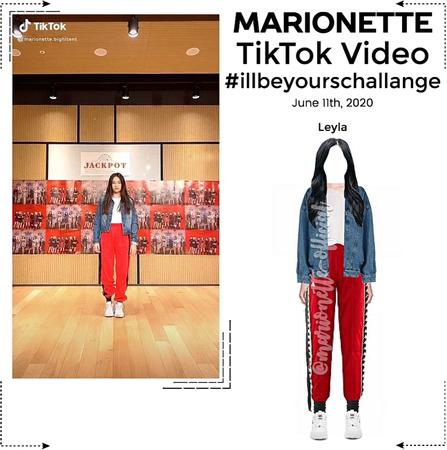 MARIONETTE (마리오네트) [LEYLA] TikTok Challenge